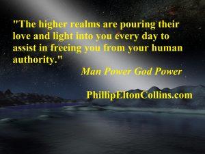 Man Power God Power