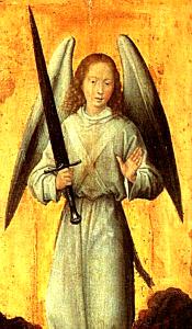 Rev-Hans_Memling_-_The_Archangel_Michael_-_WGA14855