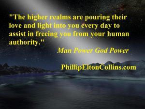 Man Power God Power